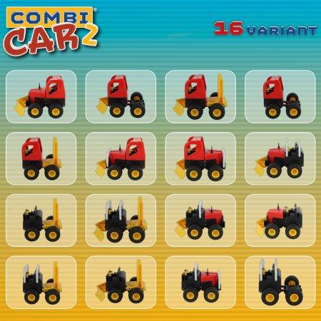 Seva Stavebnice Seva - Combi Car 2