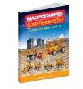 Magformers Stavebnice Magformers - XL Cruiser - Stavební auto