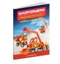 Magformers Stavebnice Magformers - Power Construction (Stavební auta PLUS)