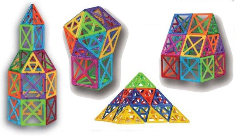 Magformers Stavebnice Magformers - SUPER trojúhelníky