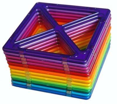 Magformers Stavebnice Magformers - SUPER čtverce