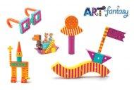 Magformers Stavebnice Magformers - ART FANTASY