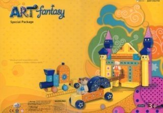 Magformers Stavebnice Magformers - Art Fantasy SP (Special kit)