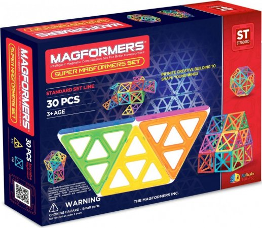 Magformers Stavebnice Magformers - SUPER 30