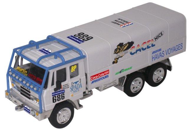 Seva Monti System Tatra - Dakar doprovod 1988
