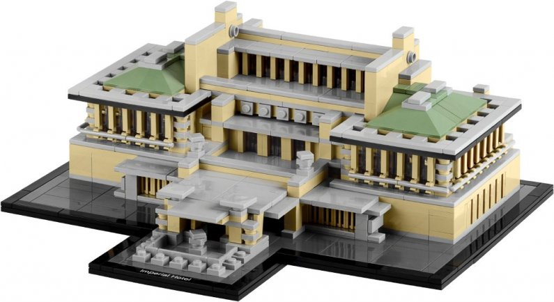 LEGO Architecture 21017 - Imperial Hotel