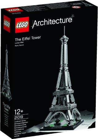 LEGO Architecture 21019 - Eiffelova věž