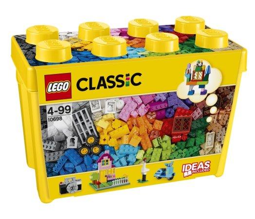 LEGO Classic 10698 - Velký kreativní box