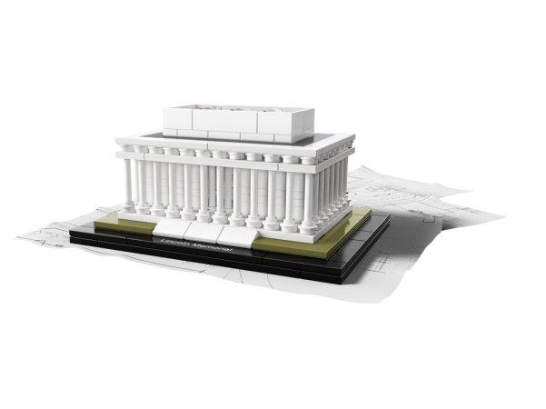 LEGO Architecture 21022 - Lincolnův památník