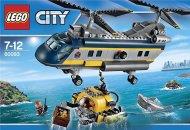 LEGO City 60093 - Vrtulník pro hlubinný mořský výzkum - Výprodej