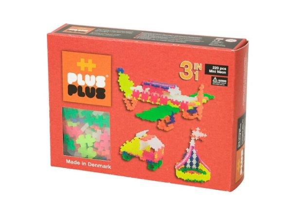 Argus Plus - Plus Mini Neon 3v1