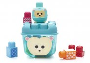 Mattel Stavebnice Mega Bloks First Builders - Ježkova schovka