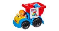 Mattel Stavebnice Mega Bloks First Builders - Hasičský vůz Freddy