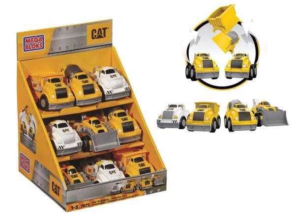 Mattel Stavebnice Mega Bloks CAT - Malé autíčko