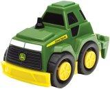 Mattel Stavebnice Mega Bloks John Deere - Malé autíčko