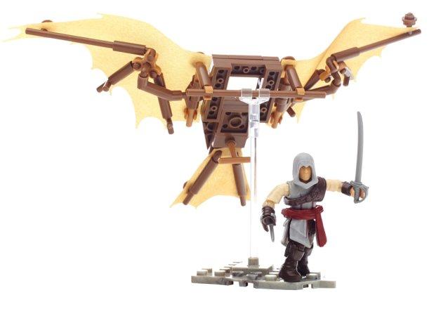 Mattel Stavebnice Mega Bloks  Assassin's Creed - Válečný stroj