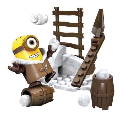 Mattel Stavebnice Mega Bloks - Mimoňové pack