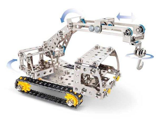Eitech Stavebnice Metal Construction set - C11 Construction Vehicles