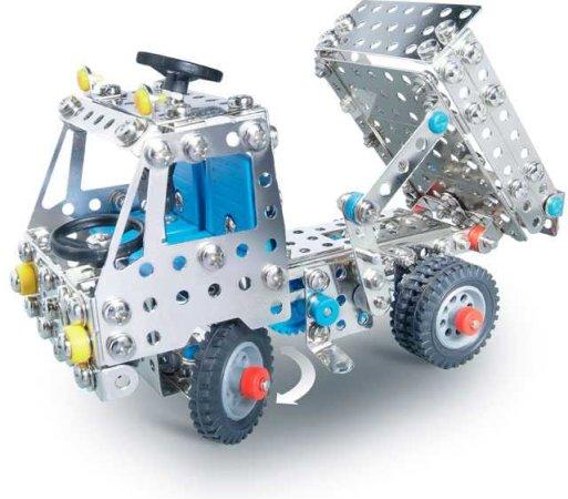 Eitech Stavebnice Metal Construction set - C19 Multi Cars