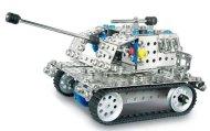 Eitech Stavebnice Metal Construction set - C20 Tracked vehicles