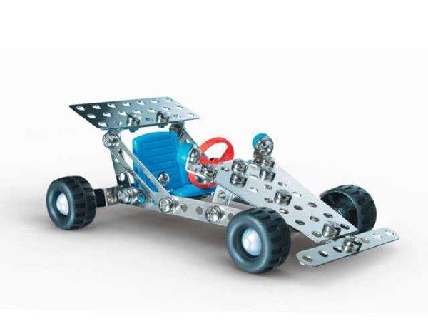Eitech Stavebnice Starter box - C62 Racing Car