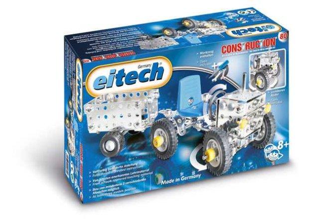 Eitech Stavebnice Starter box - C80 Traktor