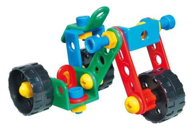 Eitech Stavebnice Beginner Set - C327 Trike / Tříkolka