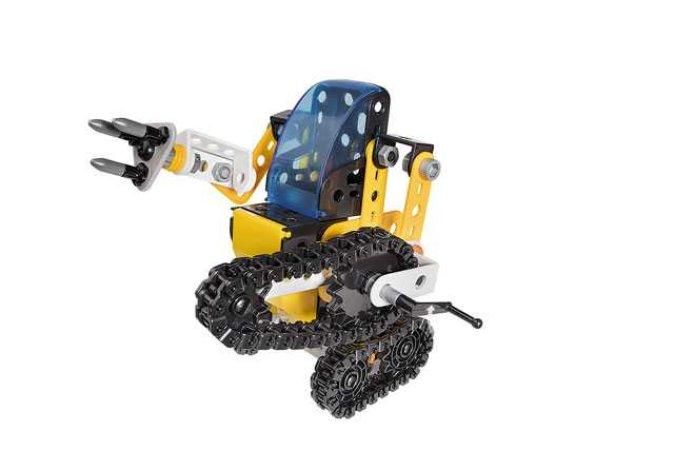 Eitech Stavebnice Beginner Set - C334 3Models Crawler type vehicles