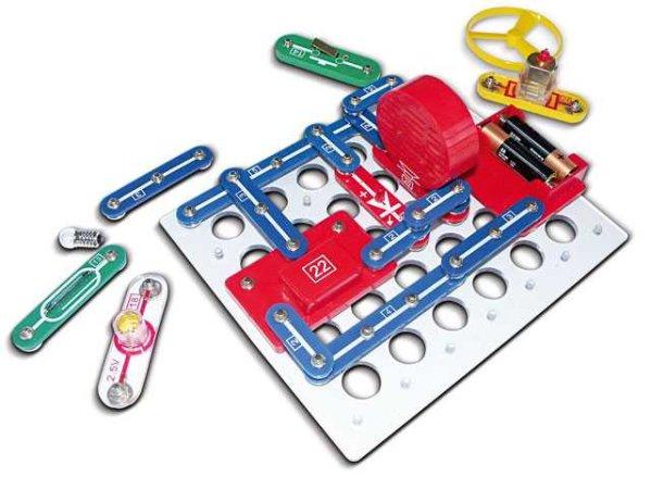 Eitech Stavebnice Experimental Set - C159 Electronic Set / Elektronická sada