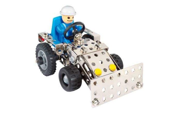 Eitech Stavebnice Starter box - C81 Traktor