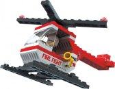 Dromader Hasiči Vrtulník - 69 dílků