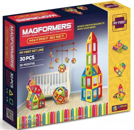 Magformers Stavebnice Magformers - Můj první Magformers