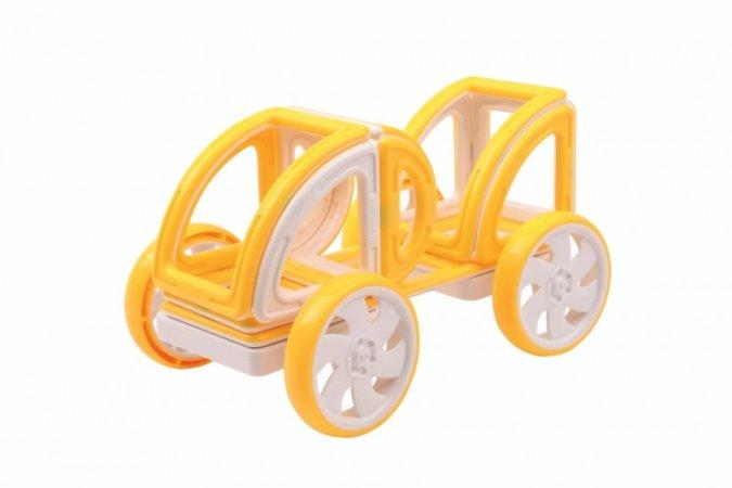 Magformers Stavebnice Magformers - Moje první bugy žluté