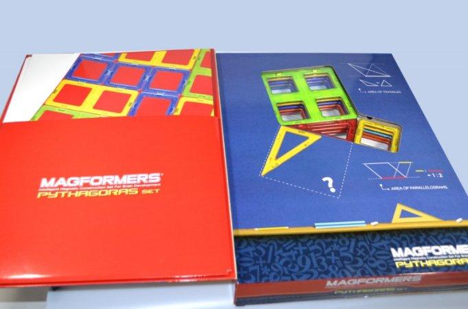 Magformers Stavebnice Magformers - Pythagoras