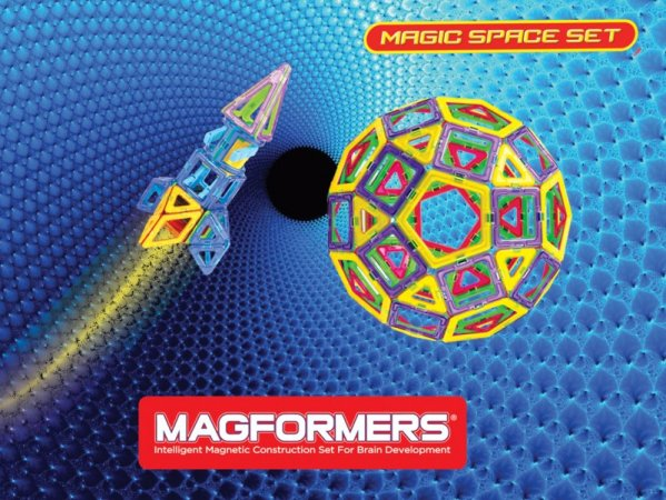 Magformers Stavebnice Magformers - Magic Space