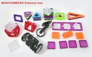 Magformers Stavebnice Magformers - Extenzo box