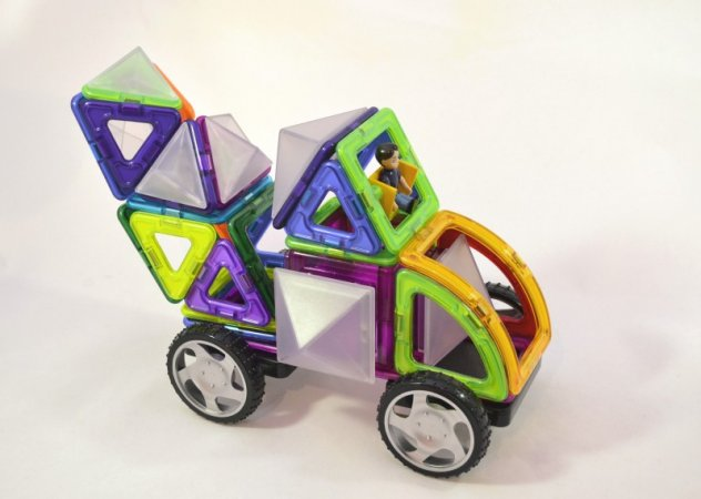 Magformers Stavebnice Magformers - Stego box