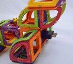 Magformers Stavebnice Magformers - Kulomet