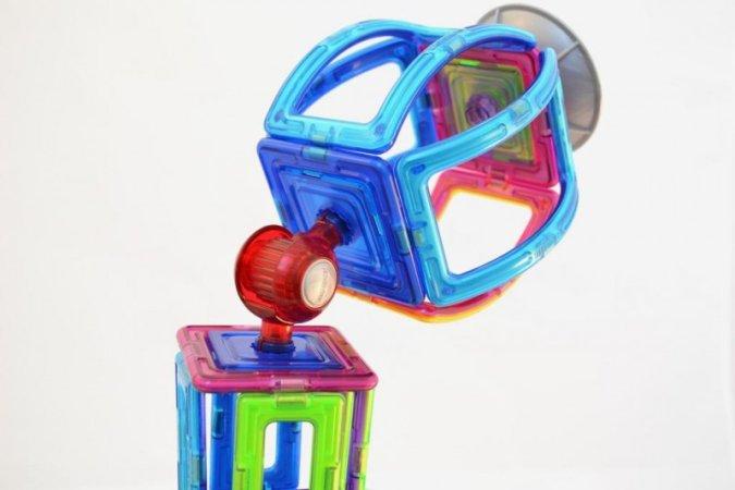 Magformers Stavebnice Magformers - Magnetický kloub