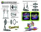 Magformers Stavebnice Magformers - Carnival - příslušenství