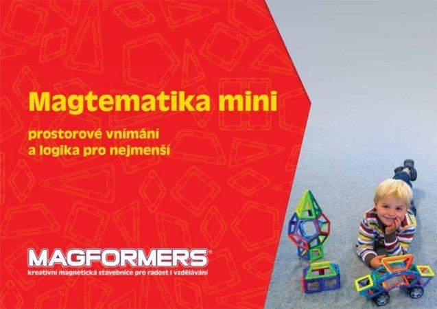 Magformers Stavebnice Magformers - Magtematika učebnice