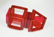 Magformers Stavebnice Magformers - Nástavec trojboký