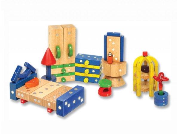 Magformers Stavebnice Magformers - Dětský pokojík