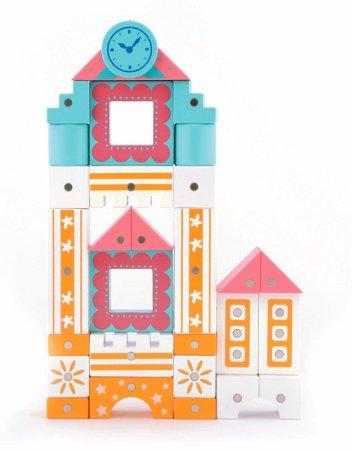 Magformers Stavebnice Magformers - Genies dům