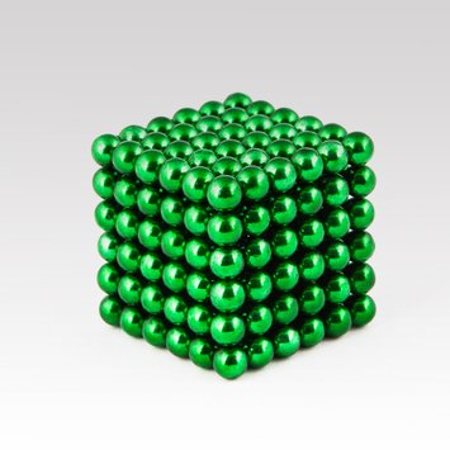 Rebelie Neocube 5 mm Exclusive - zelený