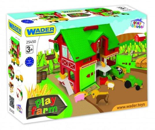 WADER Stavebnice - Farma