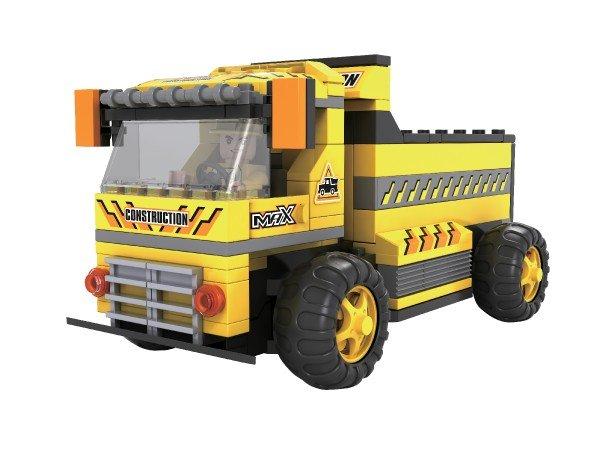 Dromader Stavebnice RC Auto stavební - na vysílačku