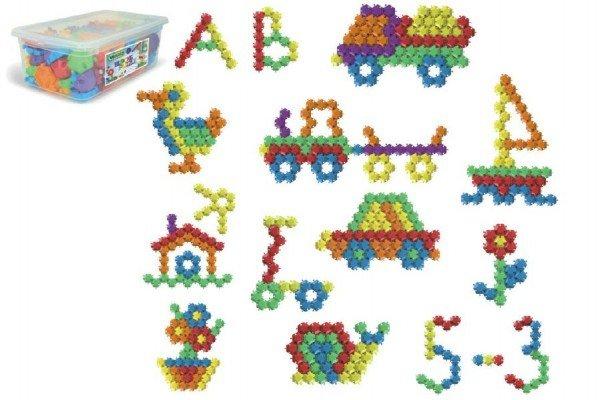 WADER Kostky Puzzle - 120 ks
