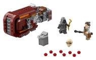 LEGO Star Wars 75099 - Rey's Speeder - Výprodej