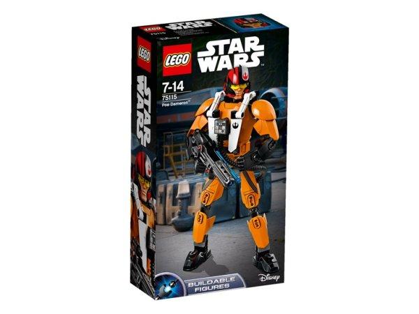 LEGO Star Wars 75115 - Poe Dameron - Výprodej